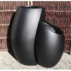 Mecon Skulpturkrukker, Poly*