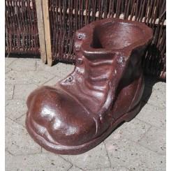 Støvle med plantehul*