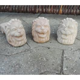 Løvefødder chokoterracotta(*)