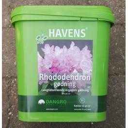 Rhododendrongødning