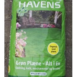 """Havens Grøn Plæne """"Alt i én"""""""