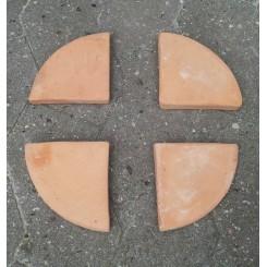 Krukkefødder - Terracotta