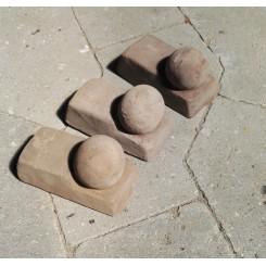 Krukkefødder - Chokoterracotta Ball(*)