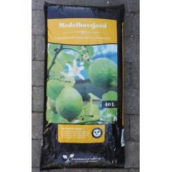 Citrus- og middelhavsplantejord 40 L