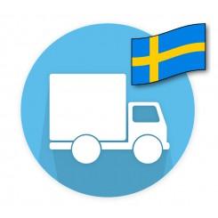 XL-paket / pall leverans till Sverige