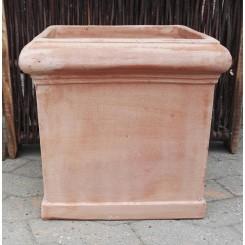 Terracotta Liso Cubo (*)