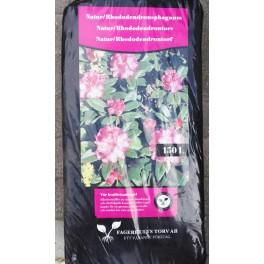 Ugødet Rhododendronjord 150 l.