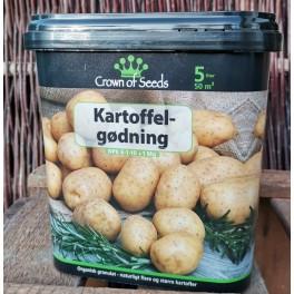 Kartoffelgødning