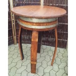 Ståbord, 4-benet med bordplade ø78 cm