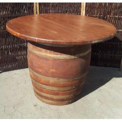 Tøndebord, h80cm