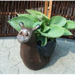 Speedy Snegl med plantehul*