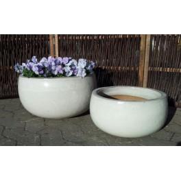 Mette Planteskål, Hvid*
