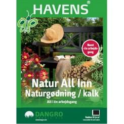 Havens(R)  Natur All inn, Gødning
