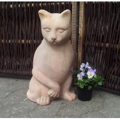 Kat, terracotta(*)