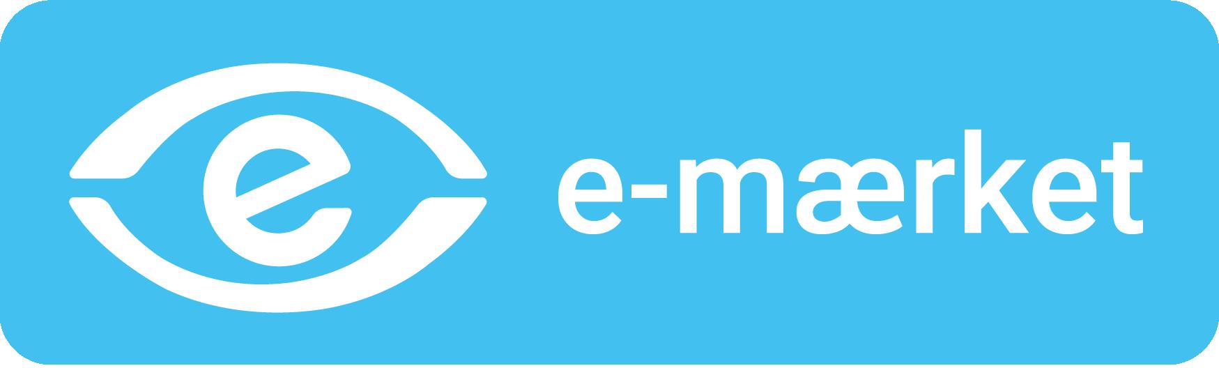 krukkeshop.dk er certificeret af e-mærket